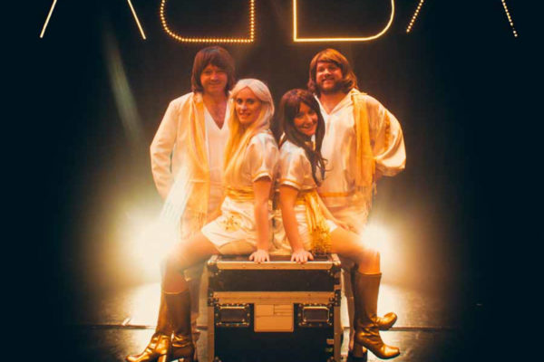 ABBA Tribute donation